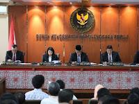 Ketua KPU Lampung Selatan Akhirnya Diberhentikan DKPP