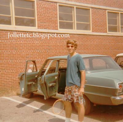 Barry Mathias and the Chevy Nova 1971  http://jollettetc.blogspot.com