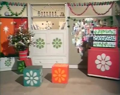 The Play School Studio, Christmas 1970