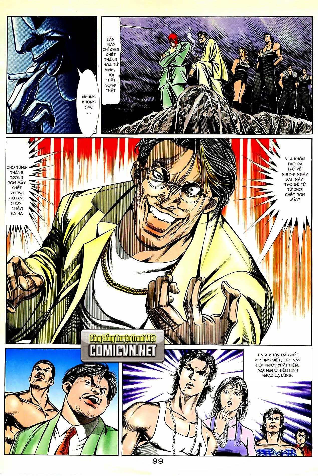 Người Trong Giang Hồ chapter 80: macau nổi sóng gió trang 3