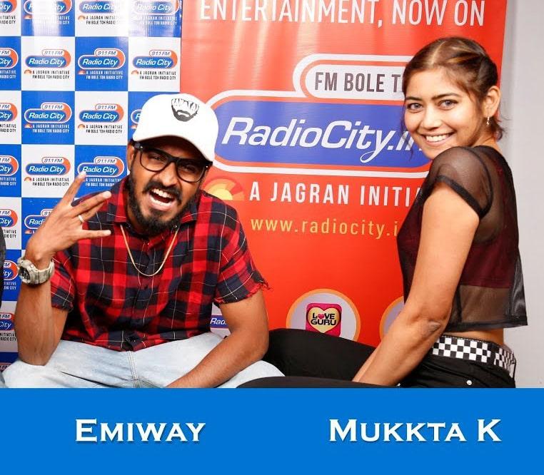Emiway Bantai Girlfriend, Mukkta Karandikar Boyfriend