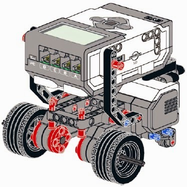 The Legology Robotic Realm Book Review The Lego Mindstorms Ev3