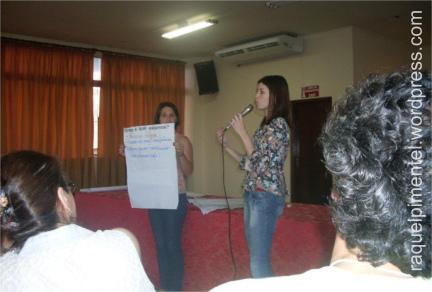 Raquel Pimentel - Palestra TVEscolas em Queluz