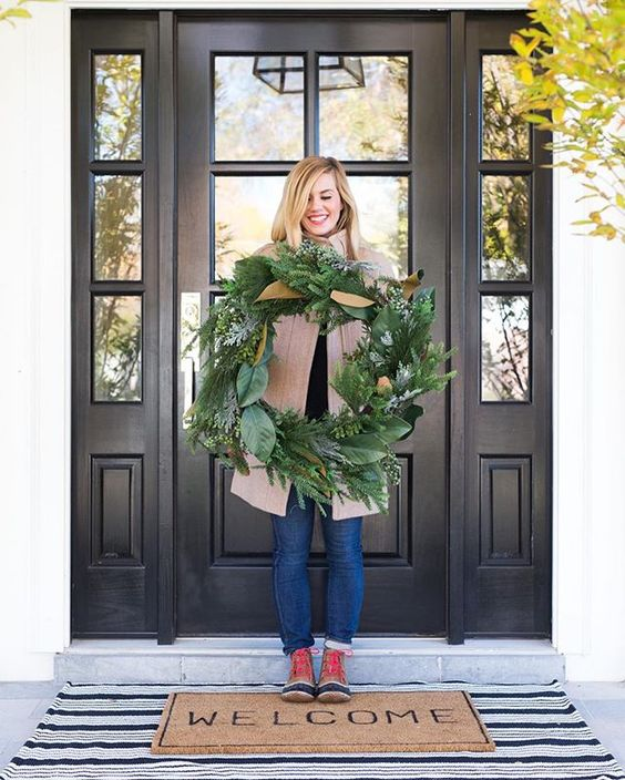 My Sweet Savannah Add Curb Appeal With Doormats