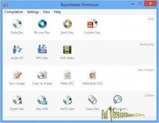 BurnAware Premium v8.7 - Full Version
