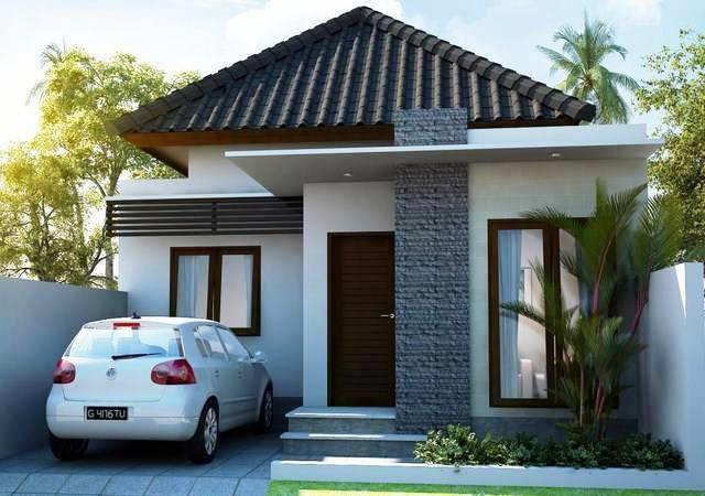 Gambar Desain Rumah Minimalis Sederhana 1 Lantai