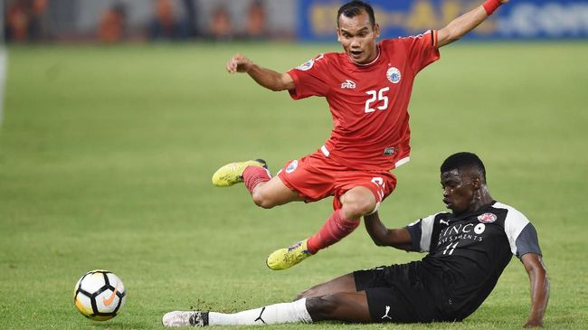 Jadwal Siaran Home United Vs Persija Di Liga Champions Asia 2019