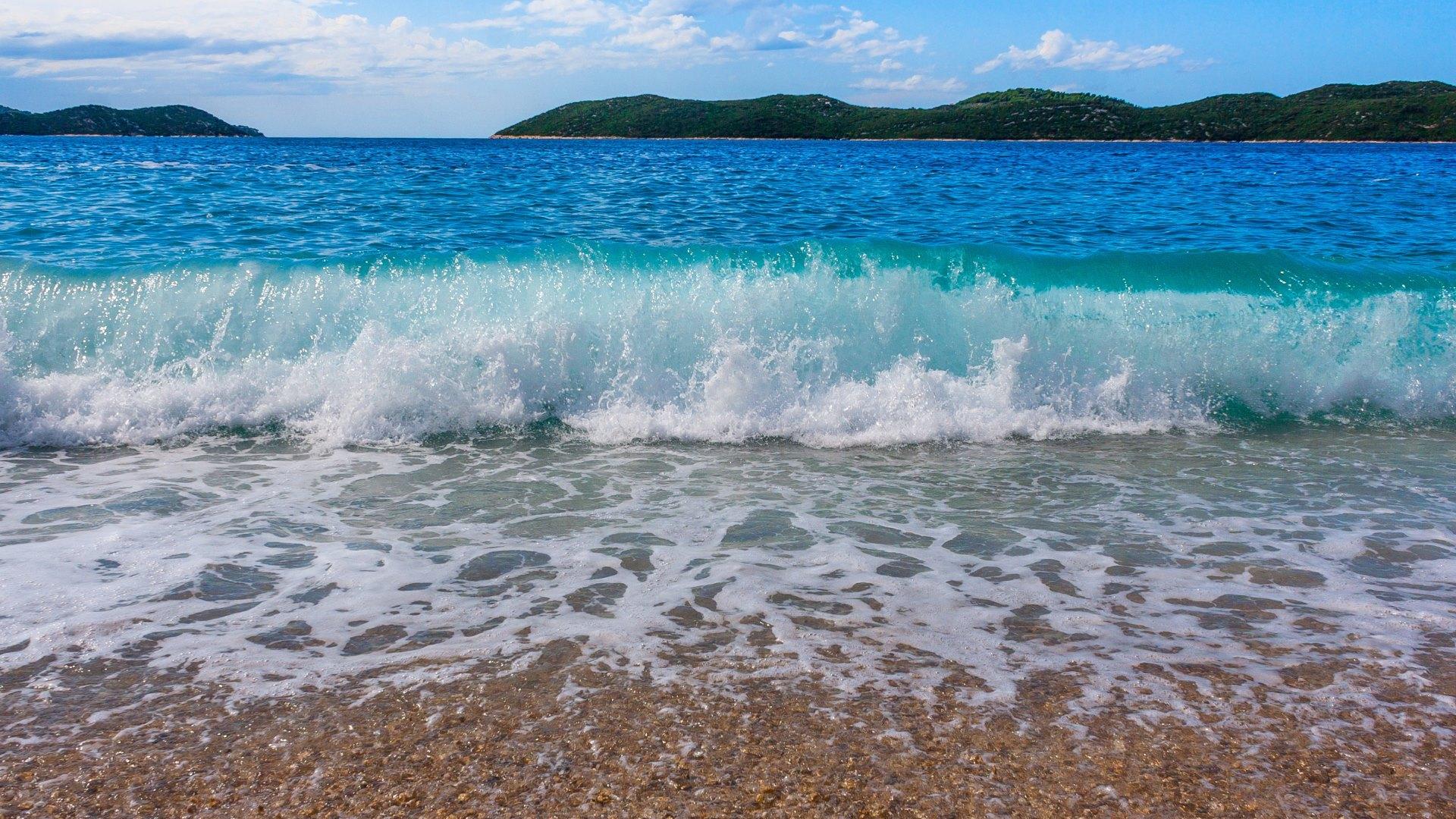 the ocean wave beach - photo #14