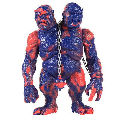 Mighty Jaxx Exclusive Galligantus Onslaught Marbled Edition Vinyl Figure by Justin Ishmael x Famous Monsters of Filmland