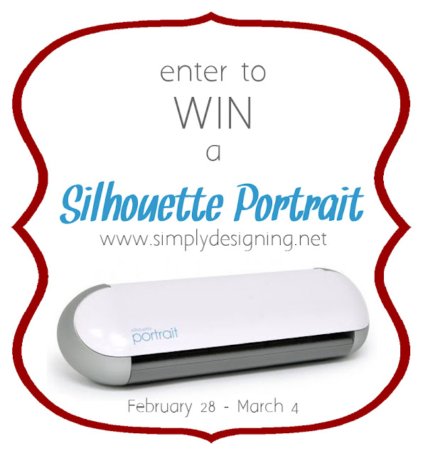 Silhouette Portrait Giveaway Silhouette GIVEAWAY + Promotion 13