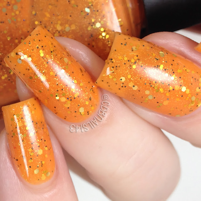 Poetry Cowgirl Nail Polish-Jack-O-Who?