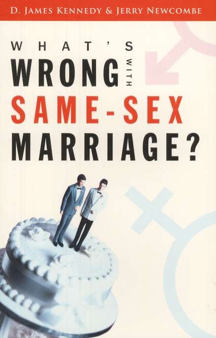 Various Authors-What's Wrong With Same Sex Marriage?-