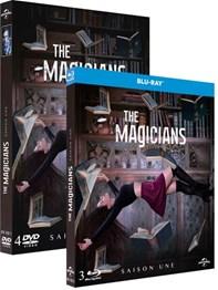 The Magicians Saison 1 en Blu-ray et DVD