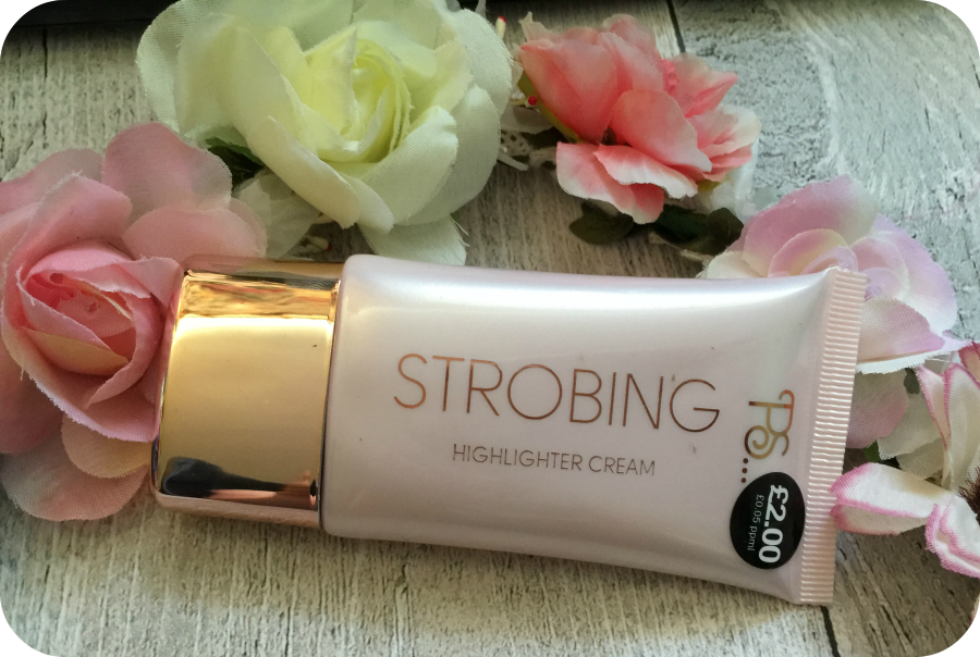 primark ps... strobing highlighter cream review