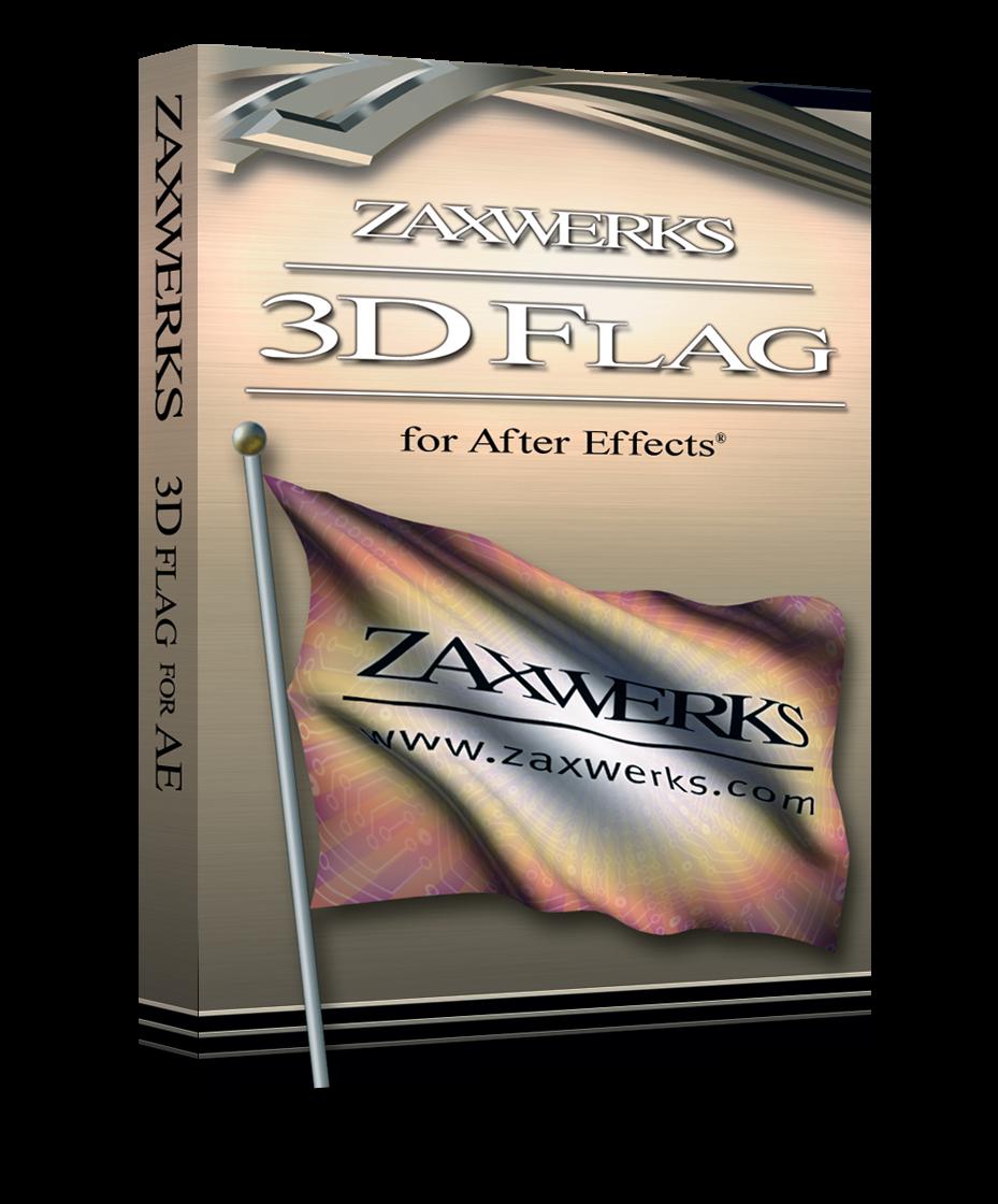 Recursos para Editores AFV: Zaxwerks 3D Flag 3 0 2