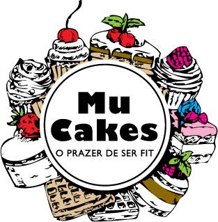 Logotipos para comércio de bolos e doces em geral