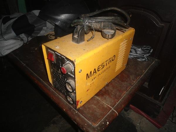 Mesin Las Inverter 900 watt