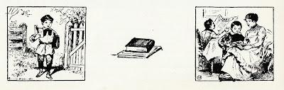 Gravures, livre de lecture, 1850 (collection musée)