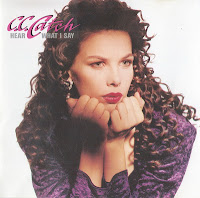 C.C. Catch – Hear what I say album borító