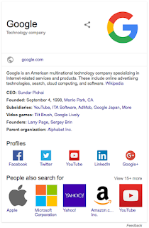 Add Logos To Search Using Google Rich Cards