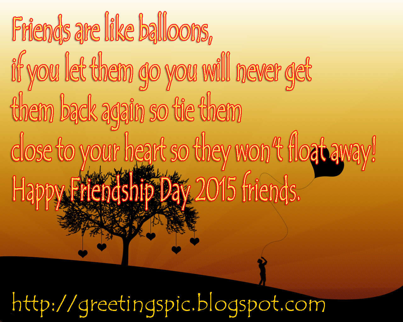 Friendship Day Quotes With Photos