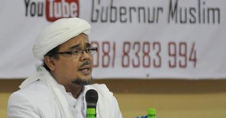 Rizieq Akan Pulang ke Indonesia, Polisi: Kami Siaga Setiap Saat
