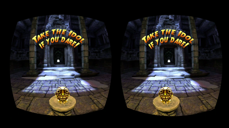 how to run samsung vr games using daydream