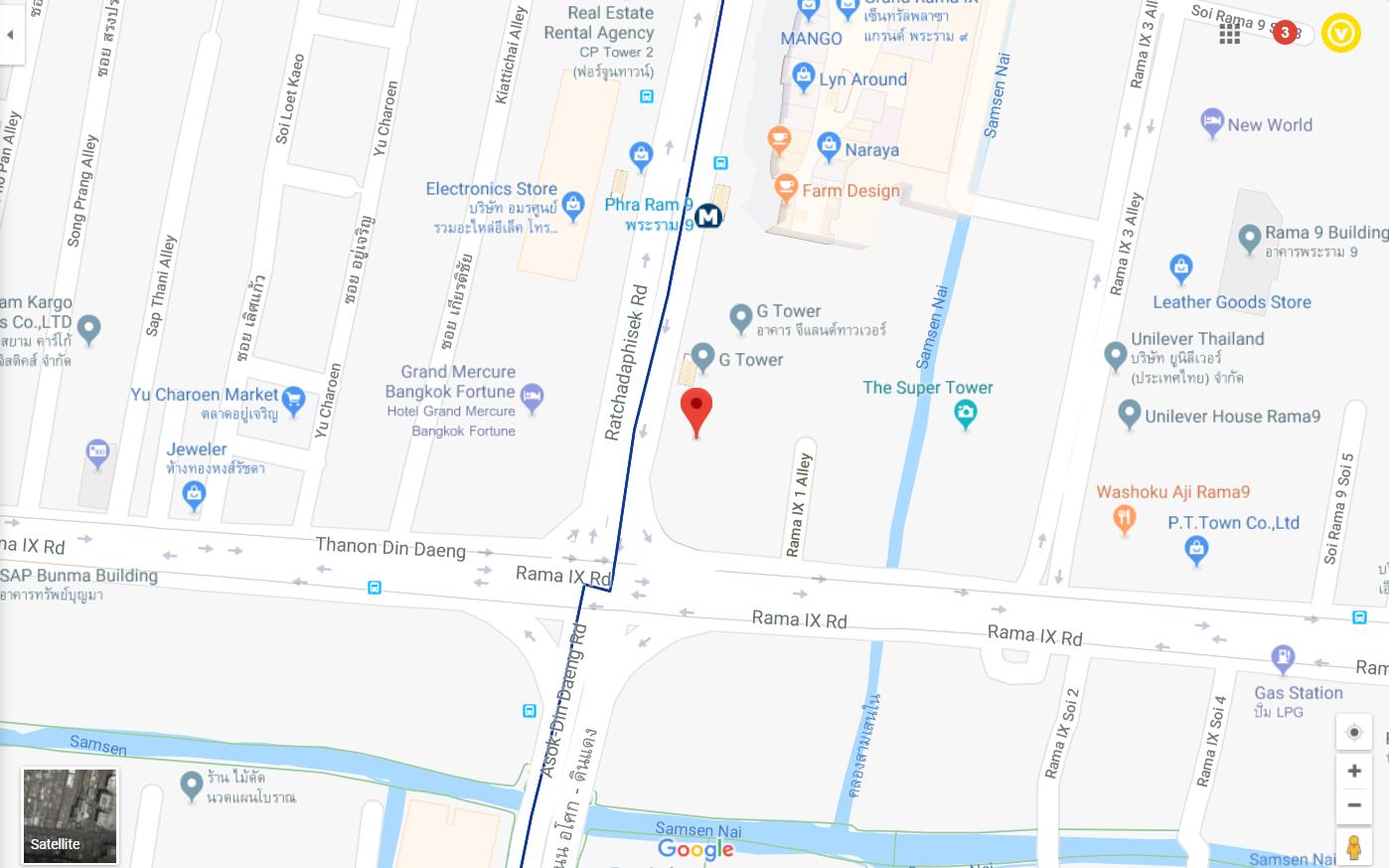 Địa chỉ nhà máy và showroom thiết bị vệ sinh TOTO tại Thái Lan