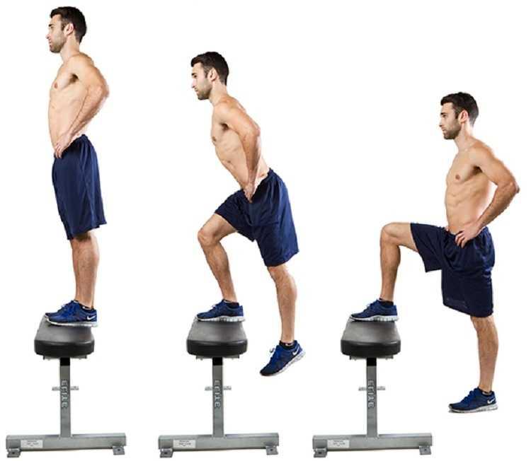 Step Ups göbek eritme hareketleri arasındaki favorilerimden biridir.