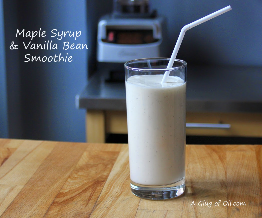 Vanilla Bean Smoothie