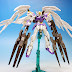 Custom Build: RG 1/144 Wing Gundam Zero Custom EW ver. + 2 Drei Zwerg Buster