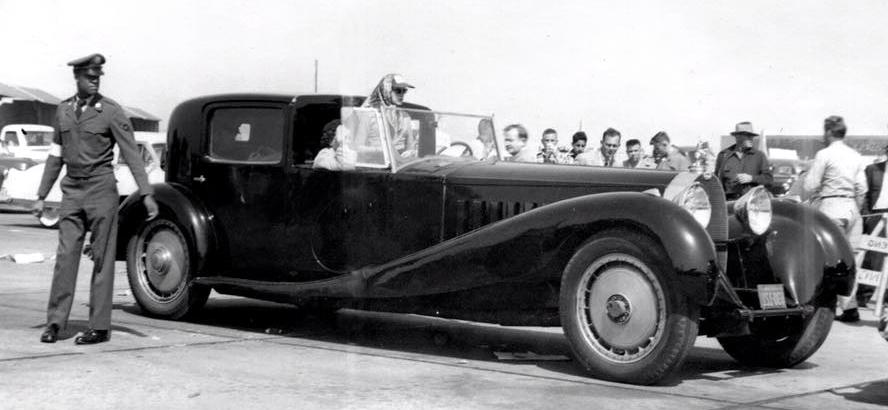 just a car guy: the 1954 savannah grand prix ( hunter air force