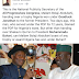 Can APC Boast of Any Trophy Won Under Buhari? - Reno Omokri says