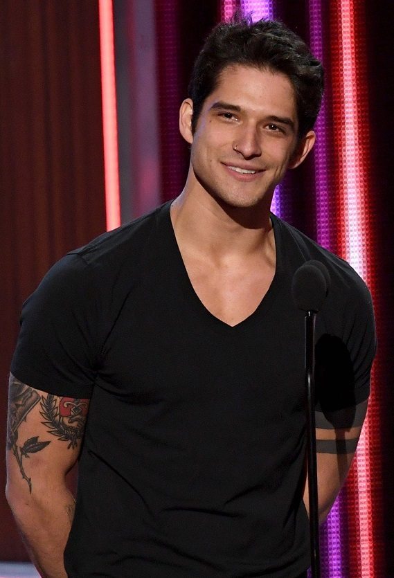 Tyler Posey incontri 2014