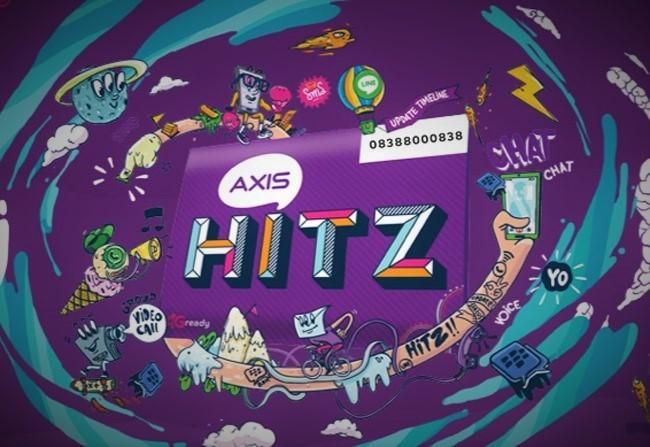Cara Menambah Limit Axis Hitz Menjadi 2GB/Hari
