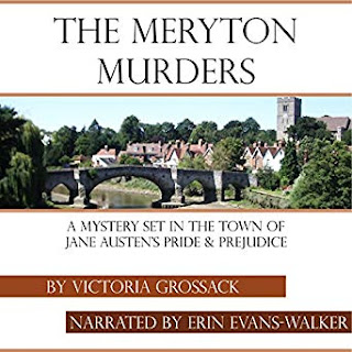 After Writing The Meryton Murders A Mystery Set In Town Of Jane Austens Pride Prejudice And Highbury Village
