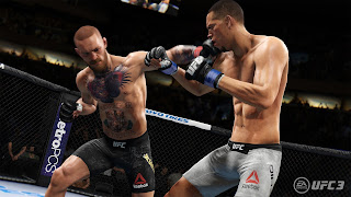 EA Sports UFC 3 PC Wallpaper