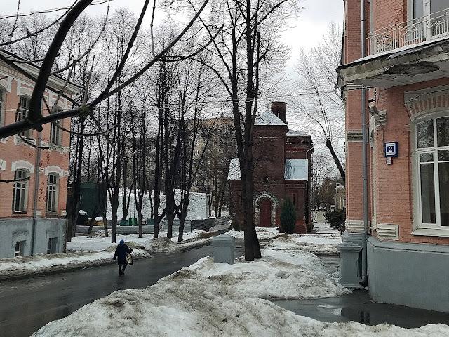 улица короленко гнцдк