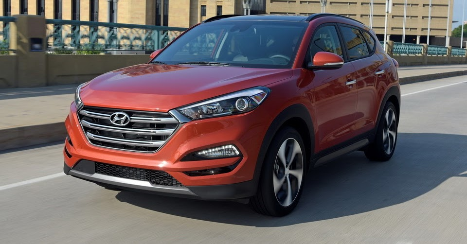 2017 hyundai tucson mixes more tech with better interior - 2017 hyundai tucson sport interior ...
