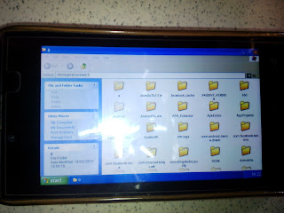 windows for android table