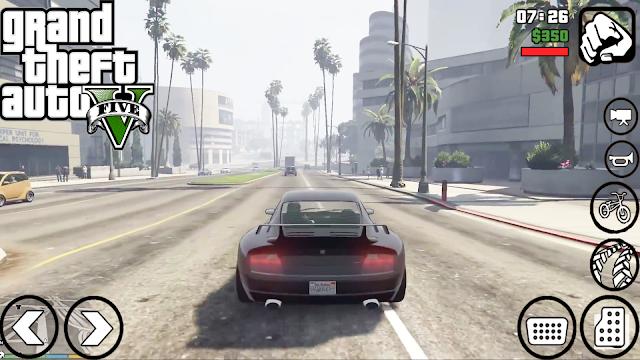 "SAIUU!! GTA V LITE ""200MB"" Mod PACK GTA Sa LITE Android"
