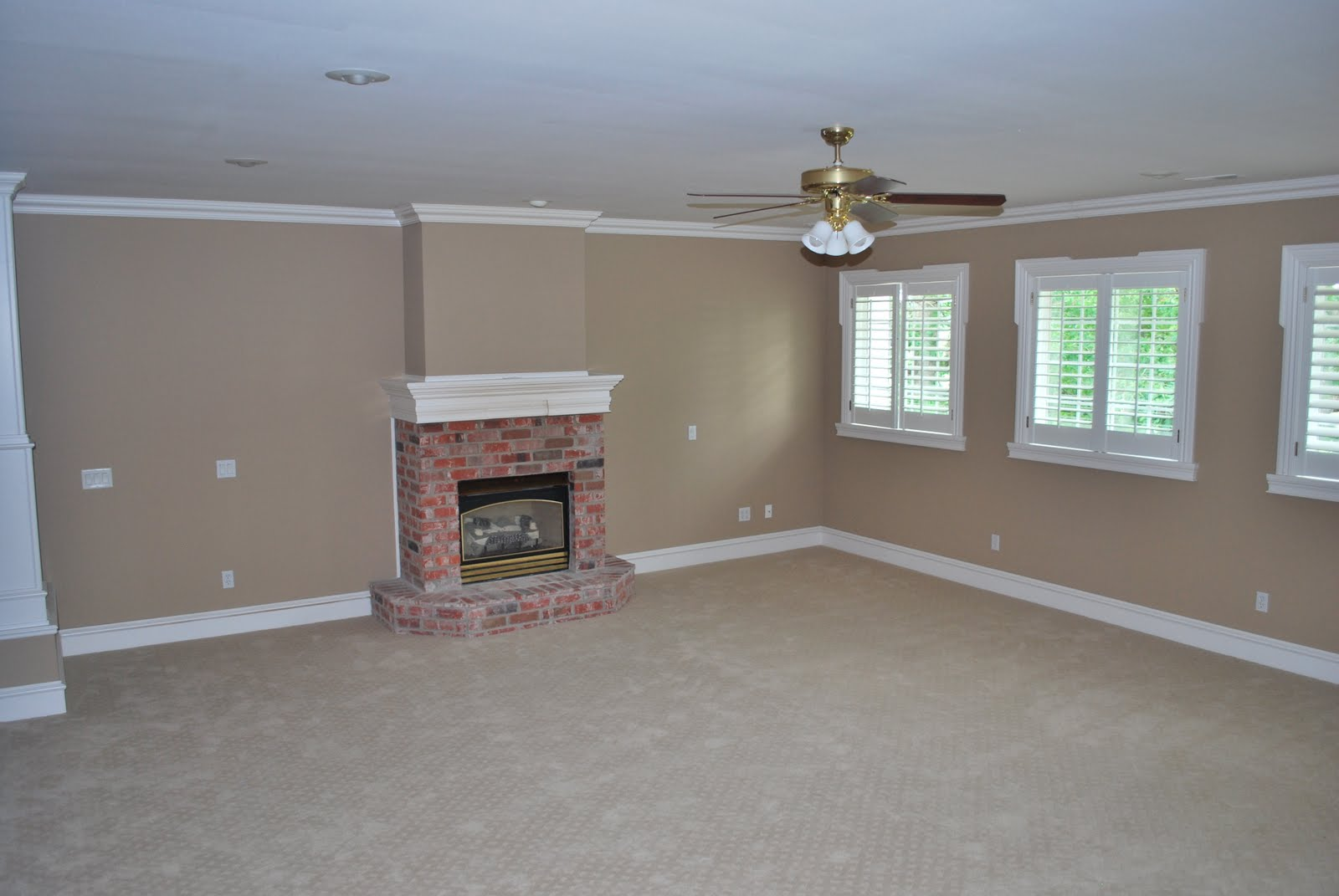 Paint Colors That Go With Red Brick Fireplace Paint Colors For Living Room With Red Brick Fireplace