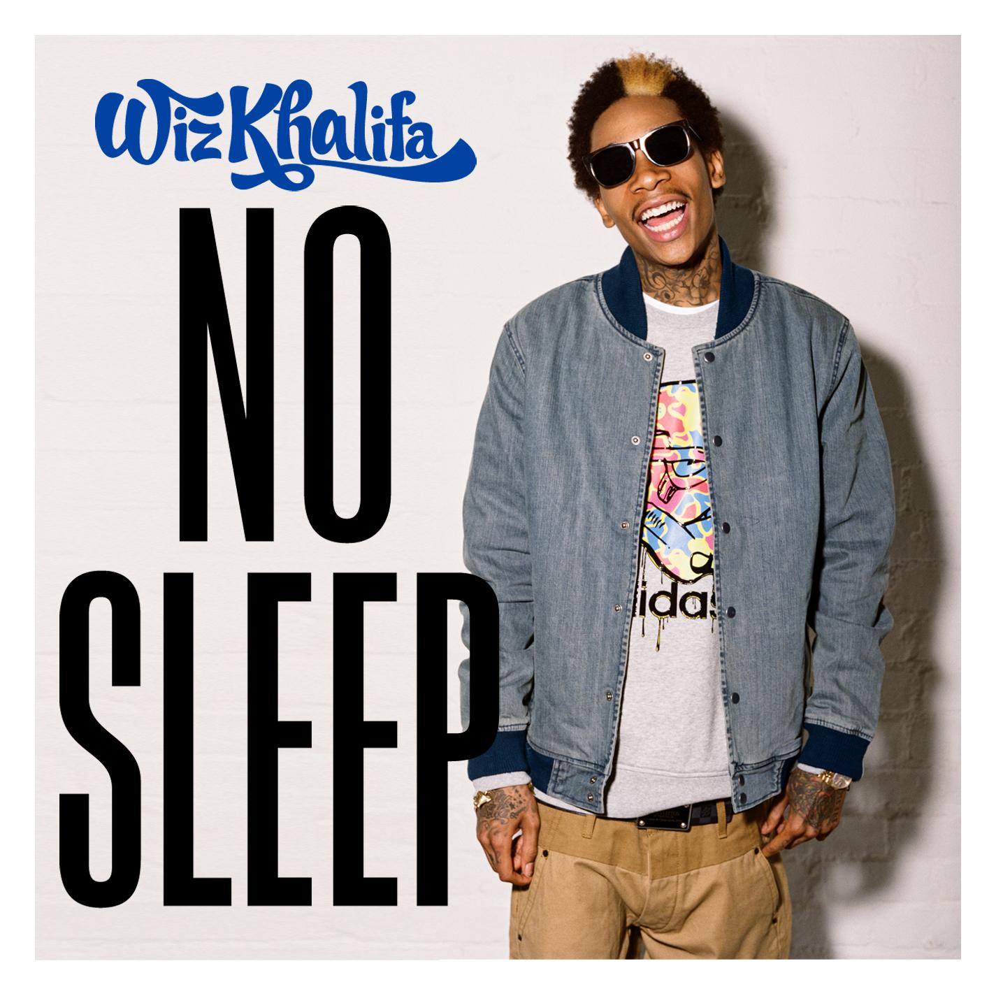 (HipHop)ˆ2: my daily fix of dope muZic: Wiz Khalifa - No Sleep