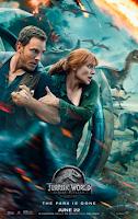 jurassic world fallen kingdom poster