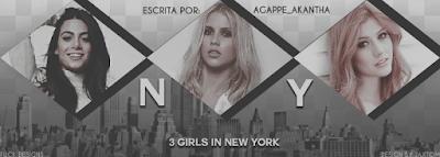 BC: 3 Girls In N.Y, NY (Agappe_Akantha)