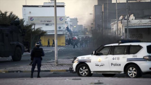 Monarquía británica 'encubre' la brutal represión de Al Jalifa