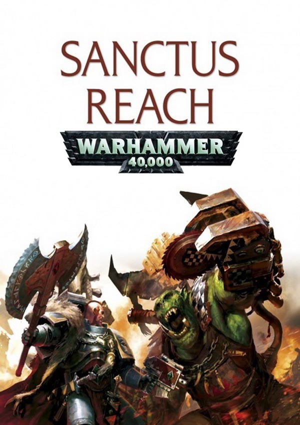 Warhammer 40000 Sanctus Reach Download Cover Free Game