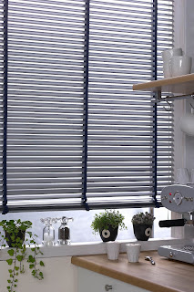 Made in the Shade can help keep your Prescott home cooler with energy efficient aluminum window blinds.