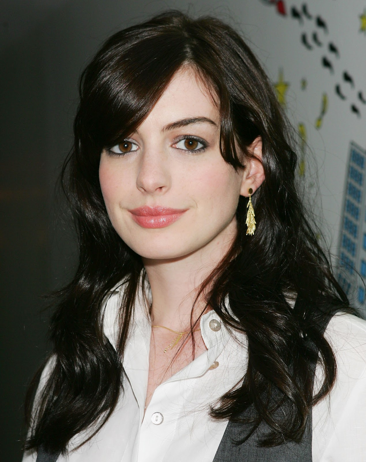 Nice Girl Wallpaper Desktop Anne Hathaway Special Pictures 10 Film Actresses