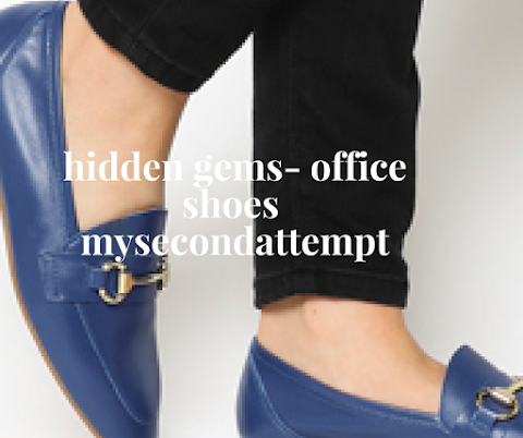 Hidden Gems- Office Shoes